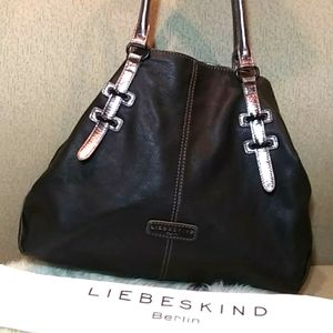 Liebeskind Berlin Leather tote